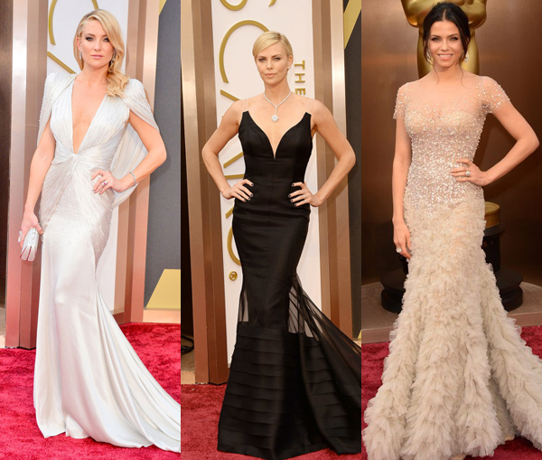 Charlize Theron In Dior Oscars 2017 Best Dressed Oscar Inspired Dresses Kate