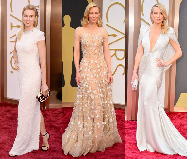 Kate Hudson On The Red Carpet Best Dressed Oscars 2017