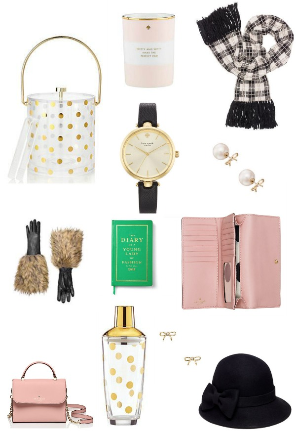 Holiday Gift Guide for the Uptown Girl